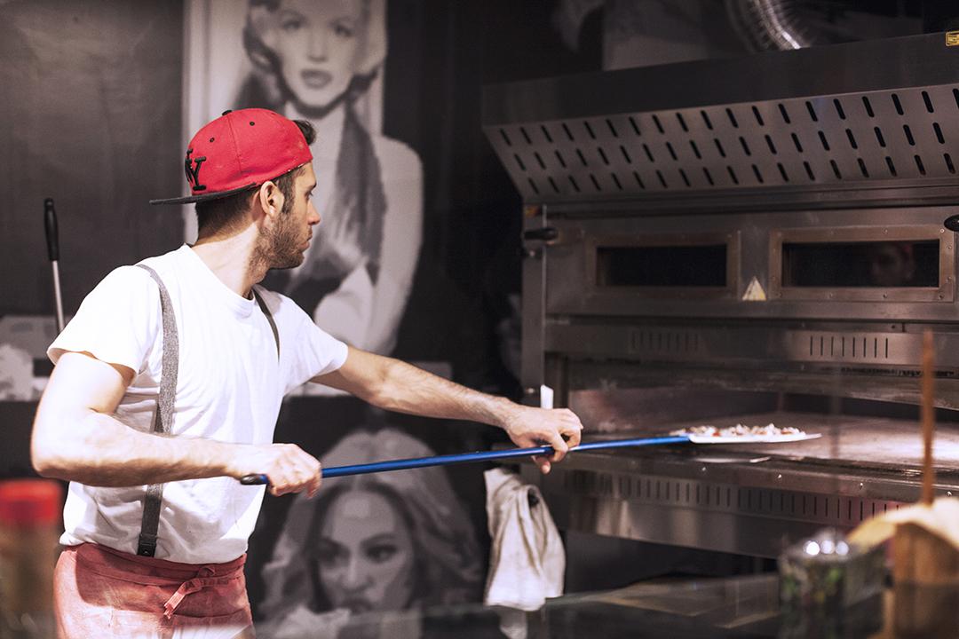 Pizzerie a Torino: Cinepizza si candida per essere tra le più originali